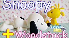 BISCUIT: Snoopy + Woodstock