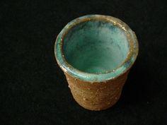 Clay Shot Glass