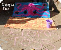 Octopus Toss