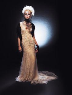 Vestido de novia araceli gonzalez