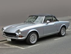 #fact: A 1974 Fiat Spider was the first stick shift I ever drove. It was my brother's.