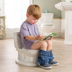 The Best Products for Potty Training Toddlers - 2016 Edition
