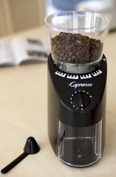 For over 10 years the Capresso 560.01 Infinity Burr Grinder has been one of the top sellers in the burr coffee grinder category.