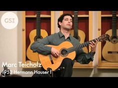 Bach 'Violin Partita in D minor - Chaconne' played by Marc Teicholz - YouTube