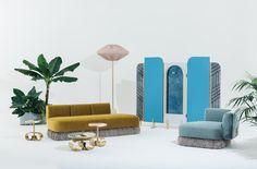 Le meilleur de Design Miami 2016 : The Happy Room, Cristina Celestino pour Fendi.