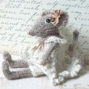 Mouse Shabby Chic