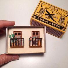 Matchbox Miniature by Mar Cerdà   TUBE. Magazine