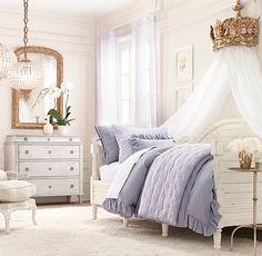 Baby Girl Room Design Ideas ~ Goods Home Design Teen Girl Bedrooms, Little Girl Rooms, Teen Bedroom, Summer Bedroom, Childrens Bedroom, Small Bedrooms, Master Bedroom, Bedroom Themes, Bedroom Decor