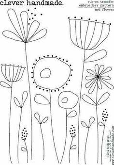 Freehand embroidery pattern f # knitting pattern pillow - freehand embroidery pattern f . Freehand embroidery pattern f # knitting pattern pillow – freehand embroidery pattern f Embroidery Flowers Pattern, Simple Embroidery, Hand Embroidery Stitches, Crewel Embroidery, Hand Embroidery Designs, Machine Embroidery, Embroidery Kits, Beginner Embroidery, Vintage Embroidery Patterns