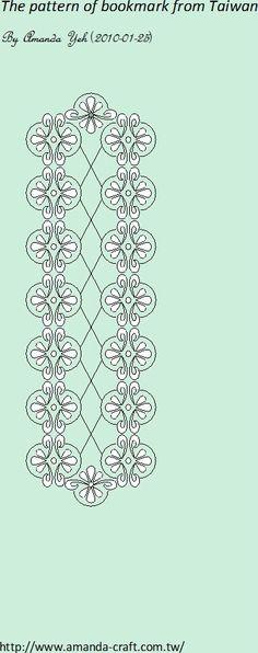 T T grid bookmark