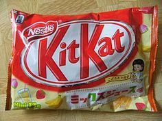 Mixed Juice Kit Kat