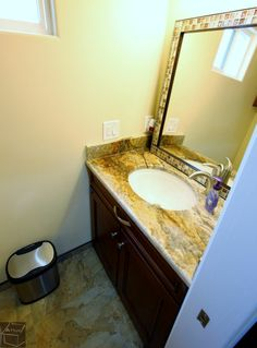Remodel with custom Cabinets in Fountain Valley
