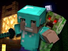 "♫ ""Wrecking Mob"" - A Minecraft Parody of Miley Cyrus' Wrecking Ball - YouTube"