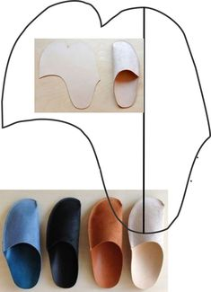 Fabric Crafts 12 simple craft ideas for home improvement that you should know - .,Fabric Crafts 12 simple craft ideas for home improvement that you should know - New design f . Innovative Home Decor Ideas Decorating homes may appe. Easy Crafts, Easy Diy, Simple Diy, Sewing Projects, Diy Projects, Shoe Pattern, Leather Slippers, New Home Designs, Leather Projects