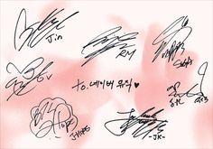 [Picture] BTS at Music Special Content at Naver Jimin, Bts Bangtan Boy, Bts Boys, Bts Signatures, Jung Kook Bts, I Need U, Les Bts, K Pop Star, Army Love