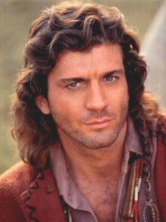 "Joe Lando as Byron Sully in the 1990's TV show ""Dr. Quinn, Medicine Woman"" ..."