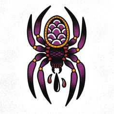 Spider-tattoo | Tumblr
