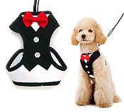 EasyGO+Bowtie+Dog+Harness