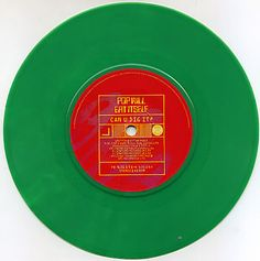 "For Sale -Pop Will Eat Itself Can U Dig It? - Green Vinyl UK  7"" vinyl single (7 inch record)- See this and 250,000 other rare and vintage records & CDs at http://eil.com/"
