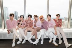 """Watch: Becomes K-Pop Group To Appear On """"Today Show"""" + Surprises With English Version Of """"Eclipse"""" Youngjae, Yugyeom, Got7 Jinyoung, Got7 Jackson, Wang Jackson, Girls Girls Girls, Jaebum, Kpop, Rapper"""