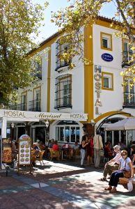 Hostal Marissal, Balcon de Europa, Nerja Nerja, Street View, Balconies, Europe