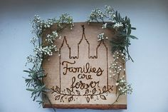 Families are Forever by ForYouCreationsUK on Etsy