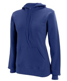 Russell Athletic Women`s Fleece Pullover Hood