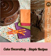 Cake it Pretty by Bird's Party cake recipes