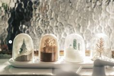 [ no lugar de água e falsa neve, vem um tempero em cada globo] Harissa Bittar e Bruno Pugens - Casa Aberta