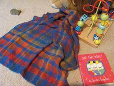 Ruben's Baby Blanket