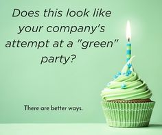 """Planning a green event means thinking eco-friendly at each stage. Conferences, trade shows, and company parties generate an enormous amount of waste, which is why """"green"""" events have gained popularity in the last decade as a way to combat the excessive drain of natural resources."""