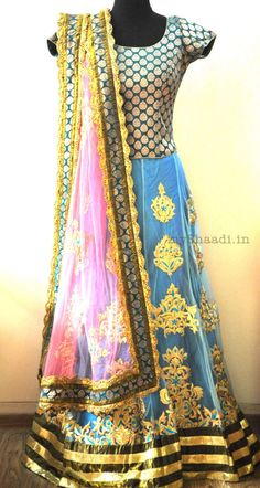 Indian Bridal Wear by Sneha Gandhi| Myshaadi.in#bridal wear#india#bridal lehengas#designer bridal outfits#indian wedding