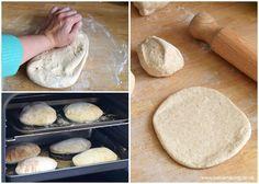 Homemade Pitta Bread Recipe - Eats Amazing