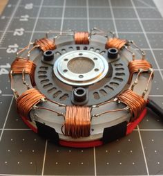 Iron Man arc reactor MKIV Mark IV  Fits Foam by CustomAwesome
