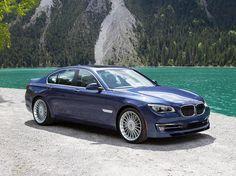 The 2013 BMW Alpina B7 pushes luxury limits