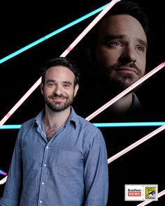 <i>The Defenders</i> star Charlie Cox