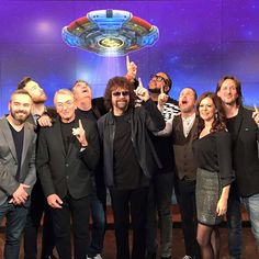 Electric Light Orchestra in 2015.