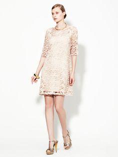 Cotton Lilly Crochet Dress
