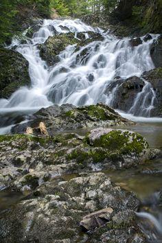 Gairloch Falls in Pictou County, Nova Scotia, Canada Saint John New Brunswick, New Brunswick Canada, Canada Trip, Canada Travel, Vacation Days, Dream Vacations, Acadia National Park, National Parks, Beautiful Places