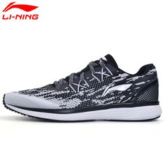 3be3cf0491c Li Ning Men's 2017 Speed Star Cushion Running Shoes Breathable Textile  Sneakers Light LiNing Sports Shoes ARHM063 XYP467-in Running Shoes from  Sports ...