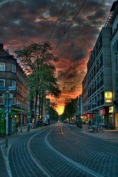 ✭ Linden, Hannover... Alte Heimat :)