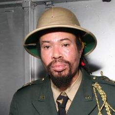 Original Roots Dancehall Vanguard DJ, Brigadier Jerry-The General. The inventor of the roll-tongue stylee!