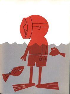 "Illustration by Abner Graboff from ""Skippy The Skunk"". Illustrations Vintage, Children's Book Illustration, Illustrations Posters, Childrens Books, Graphic Art, Cool Art, Character Design, Drawings, Prints"
