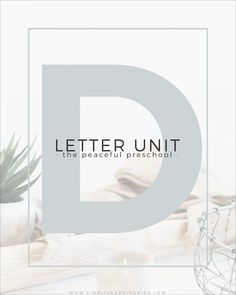 Letter D Unit with Simply Learning & The Peaceful Preschool ~ free supplemental PDF printables (and activities) to go along with the curriculum! Abc Preschool, Preschool Letters, Letter Activities, Preschool Curriculum, Learning Letters, Homeschooling, Preschool Ideas, Simply Learning, Early Learning