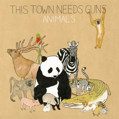 2008 Animals was released by TTNG