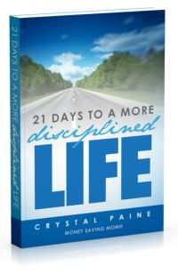 21 Days to a More Disciplined Life from Crystal Paine (aka the Money Saving Mom) has a new ebook and for 3 days it's only $0.99! Excited About Life, Money Saving Mom, Great Books, New Books, Books To Read, Reading Challenge, 21 Days, Change My Life, Getting Organized