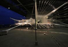 Tape Installation by For Use and Numen at DMY Berlin