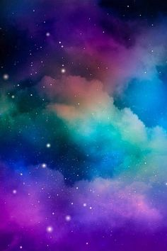 Pastel Unicorn Galaxy | Wallpapers | Pinterest | Beautiful ...