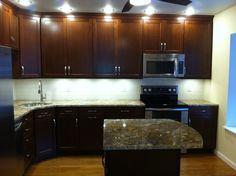 Triple J Contracting LLC.  .  www.triplejcontractors.com.    . 410 908 2057    The Brown's kitchen DIY