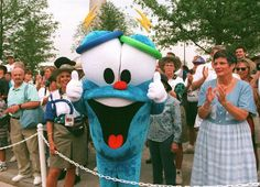 """1996, Atlanta: Izzy    The mascot of the 1996 Summer Olympic Games in Atlanta was an abstract fantasy figure. It was called """"Izzy"""", derived from """"Whatizit?"""" because no one seemed to know exactly what """"Izzy"""" really was."""